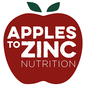 Apples to Zinc