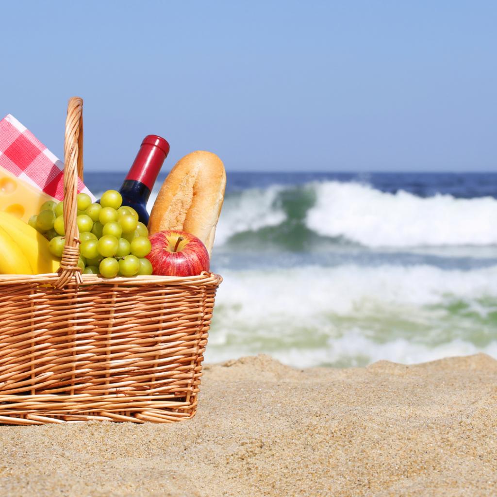 Eat well over summer